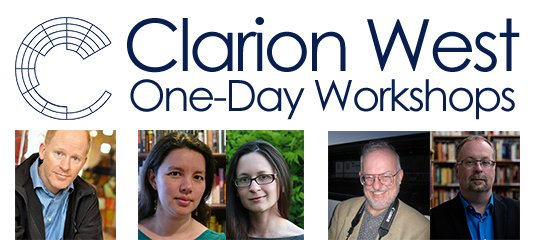 Clarion West Spring One-Day Workshops