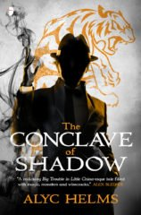 cover art for The Conclave of Shadow