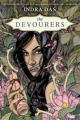 Cover art for The Devourers by Indrapramit Das