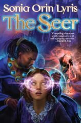 cover art for THE SEER by Sonia Lyris