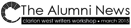 Alumni News, March 2015