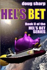 cover art for Hel's Bet by Doug Sharp