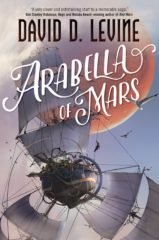 cover art for Arabella of Mars