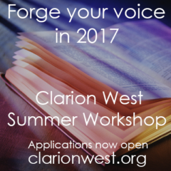 Forge your voice in 2017 - Clarion West Summer Workshop applications now open