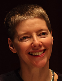 Nicola Griffith, by Jennifer Durham