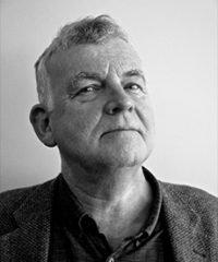 Ken MacLeod by David Bishop, 2015