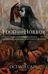 Cover art for Food and Horror