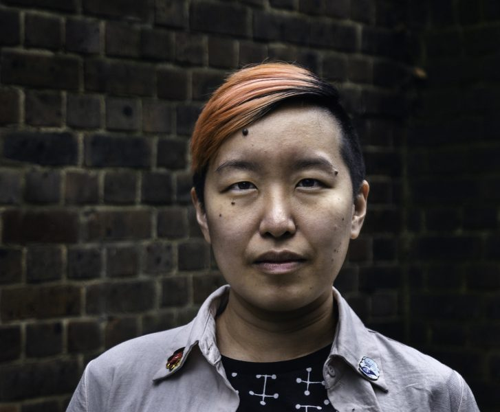 Headshot of author and workshop instructor JY Yang