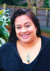 A photo of the author Georgina Kamsika
